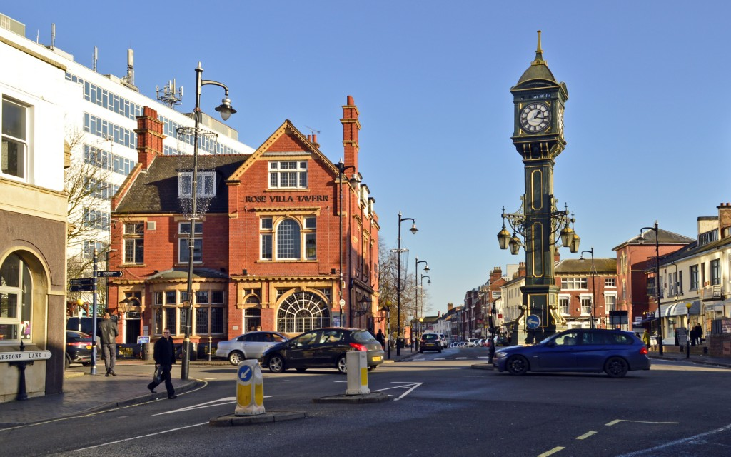 Jewellery Quarter - Clock